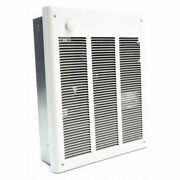 Dayton 3uf63 Recessed Electric Wall-mount Heater, Recessed Or Surface,