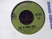 H Seals And Crofts Summer Breeze / East Of Ginger Trees On Warner Bros. Records