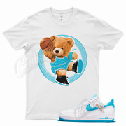 White Baller Shirt For Space Jam X Nike Air Force 1 Tune Squad Bugs Lola Bunny