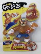 Heroes Of Goo Jit Zu Hero Pack Tygor Squishy Toy Action Figure Tiger New In Pack
