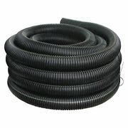 Advanced Drainage Systems 03510100 Corrugated Drainage Pipe100 Ft. Lsolid