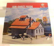 Walthers 933-3308 O Scale Sur Sweet Foods Kit