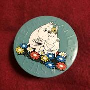 Moomin Steam Cream Limited Design Cans