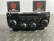 Dodge Charger Srt-8 6.1l 2008-2010 Oem Air Condition A/c Heater Climate Control