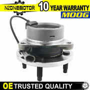 Moog Front Wheel Hub And Bearing For 2005-10 Chevy Cobalt 05-07 Pursuit Ion W/abs