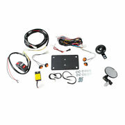 Tusk Atv Horn And Signal Kit With Recessed Signals