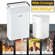 Air Purifier Cleaner Large Room Hepa H13 Medical Grade Filter Ozone Free 4-stage