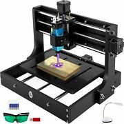 Cnc 3020 Mini Laser Engraving Machine Offline And Controller Grbl Milling Wood