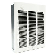 Dayton 3ug55 Recessed Electric Wall-mount Heater, Recessed Or Surface,