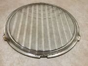 Headlight Vintage Auto Truck Headlamp For Fd.-a Glass Lens 8 15/32andrdquo Early