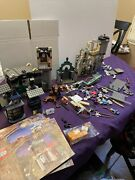 Lego Harry Potter Large Lot Of Partial Sets 4720 4735 4706 4702 4714 4726 Animal