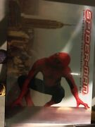 4 Dvd Lot Limited Edition Sets Spiderman Wizard Of Oz Et Shindlers List