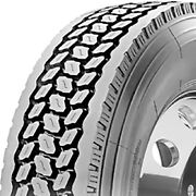4 Tires Rovelo Rdl1-lf 285/75r24.5 Load G 14 Ply Drive Commercial