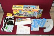 Matchbox Motors Car Dealership Playset Used With Box Vintage Played Condition