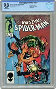 Amazing Spider-man 257 Cbcs 9.8 1984 1st Appearance Of Ned Leeds As Hob Goblin