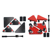 Heavy Duty Furniture Lifter Extremely Load Capacity Up To 400 Kg Move Tools