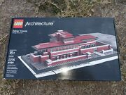 Free Shipping, Brand New - Lego Architecture Robie House21010