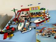 Lego 6543 Vintage System Sail N'fly Marina 1994 Complete Discontinued