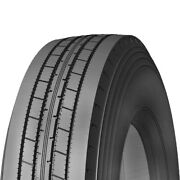 4 Tires Triangle Trt01 285/75r24.5 Load G 14 Ply Trailer Commercial