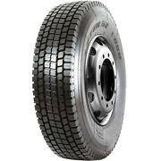 4 Tires Vitour Vd68 225/70r19.5 Load G 14 Ply Drive Commercial