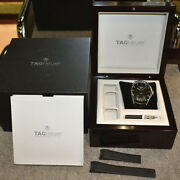 Tag Heuer Carrera Vintage Calibre 1 Hand-winding Watch Wv3010.eb0025 Limited