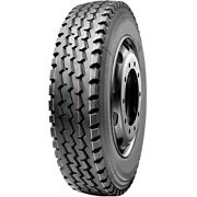 4 Tires Leao Lla08 255/70r22.5 Load H 16 Ply All Position Commercial
