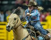2021 Nfr - National Finals Rodeo Premium Balcony - Perf. 2 Tickets Friday Dec 3