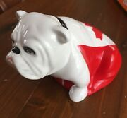 Royal Doulton Rocky Canadian Bulldog .excellent Shape. Extremely Scarce.