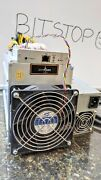 Bitmain Antminer Asic L3+ With Psu Scrypt Ltc Doge 504+ Mh/s Custom Firmware