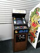 Pac-man By Midway Video Arcade Game-free Shipping