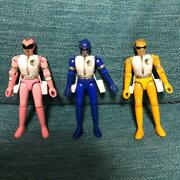 Five Star Squadron Die Ranger Things At The Time Superalloy Bodies