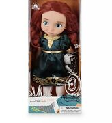 Disney Animators' Collection 16 Toddler Doll Princess Merida Brave Sold Out