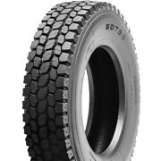4 Tires Milestar Bd758 11r22.5 Load H 16 Ply Drive Commercial