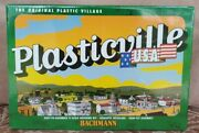 Plasticville Usa Airport Hanger 45986 O Scale Building Kit New Free Shipping