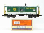 O Gauge 3-rail Lionel 6-27681 Southern Ns Heritage Bay Window Caboose 8099
