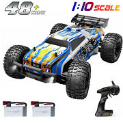 High Speed Rc Cars 2/4wd Off Road Monster Trucks Remote Control Gift Kids Toys