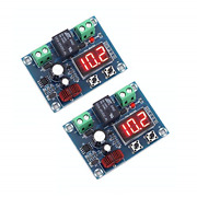 Is Digital Low Voltage Cutoff Disconnect Switch Over Discharge Protector Module