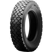 4 Tires Milestar Bd733 225/70r19.5 Load G 14 Ply Drive Commercial