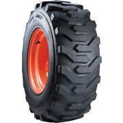 4 Tires Carlisle Trac Chief 15-19.5 Load 12 Ply Industrial