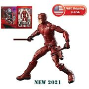 Marvel Legends Series 12 Inch Daredevil Action Figure Sdcc 2017 Dd With Box New