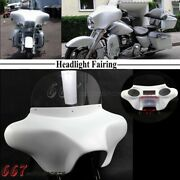 Batwing Fairing Detachable Windshield 6 X 9speakers For Harley Road King 94-21