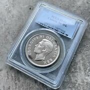 1952 No Wl Canada 1 Dollar Silver Coin One Dollar Proof Like Pcgs Pl 66 Cameo