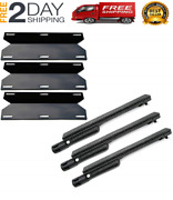 3pack Replacement For Jenn Air Gas Grill Repair Kit Gas Grill Burner, Heat Plate