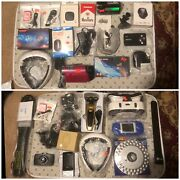 Electronics Lot Metal Detector Smart Watch Car Camera Cellphone Mp3 Game+ More