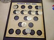 Historical Medal Series Lot.civil War Mostly.nice Lot.confederate Space