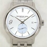 Raymond Weil Maestro 2238 Buddy Holly Limited Edition Automatic White Dial Men's
