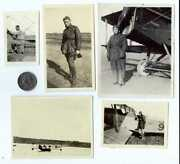 Charles Lindbergh Historic Early Aviation Pilot Antique Photo Collection