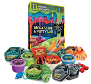 Mega Slime And Putty Lab Andndash National Geographic