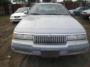 Driver Front Door With Keyless Entry Pad Fits 92-94 Crown Victoria 13808273