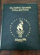 1996 Zippo Olympic Games Collection 7 Unopened Lighters 5234 Of 10000